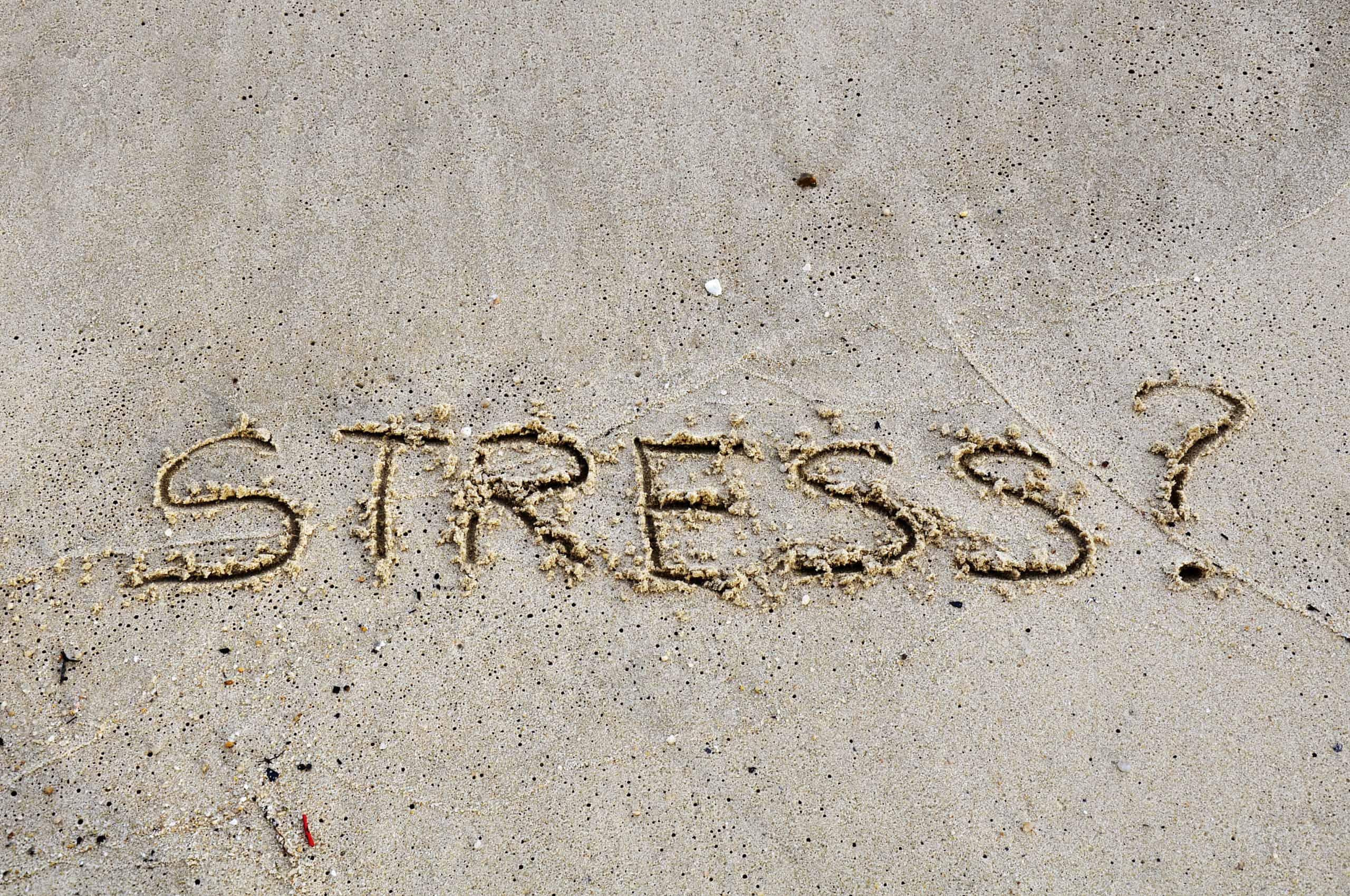 Heb ik stress?